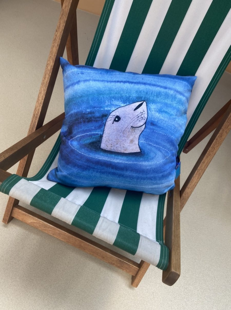Side Seal Cushion Cover