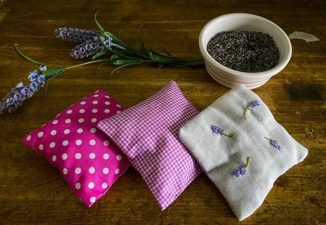 Embroidery Lavender Parcels Workshop