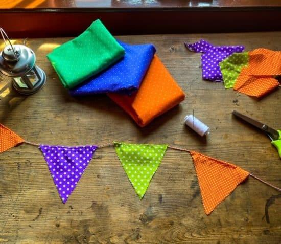 Hop tu Naa Bunting Children's Workshop