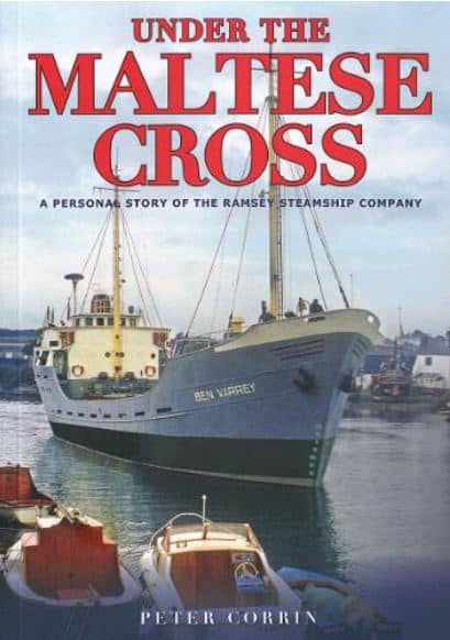 Under the Maltese Cross by Peter Corrin