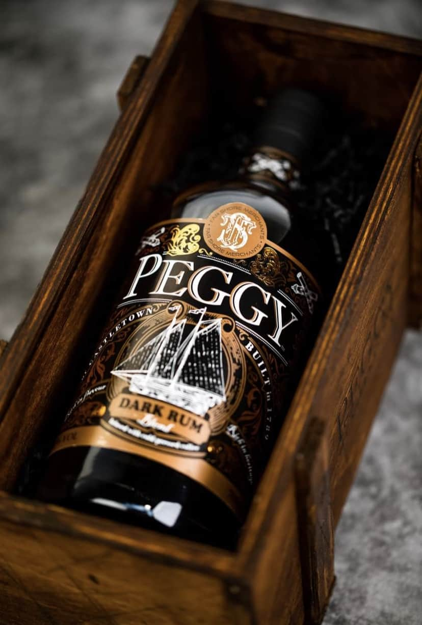 Peggy Rum Crate Top