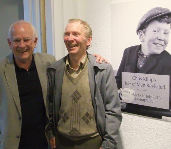Manx National Heritage Tribute to Chris Killip