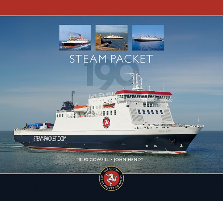 Steam Packet 190 Book