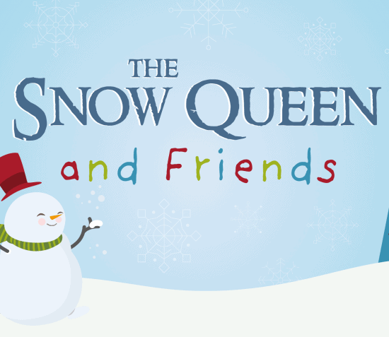**SOLD OUT ** The Snow Queen and Friends