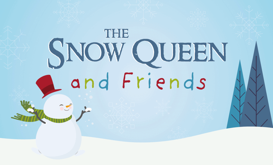 Snow Queen and Friends Image