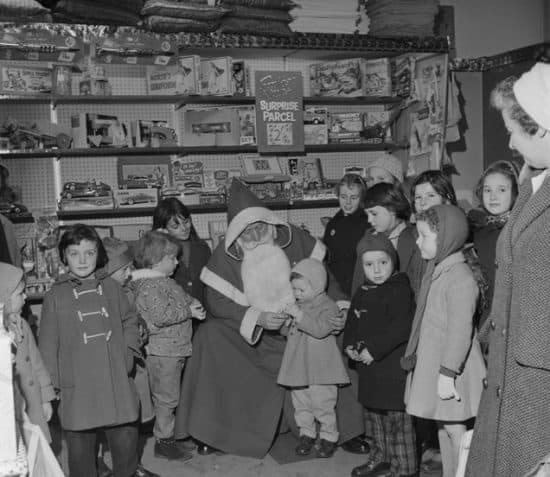 This Is Christmas Photographs from the Manx Press Pictures Archive 1950s, 1960s & 1970s