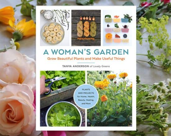 A Woman's Garden – Book Launch and Illustrated Talk with Tanya Anderson