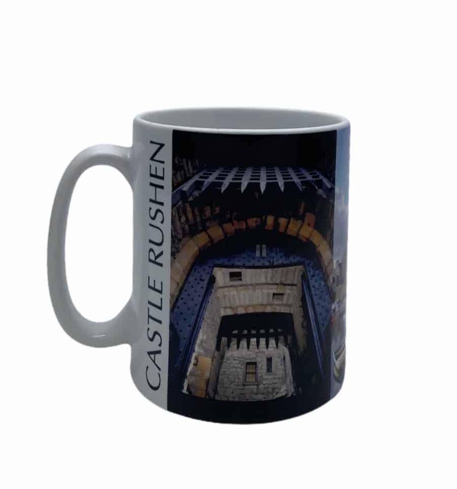 Castle Rushen Mug