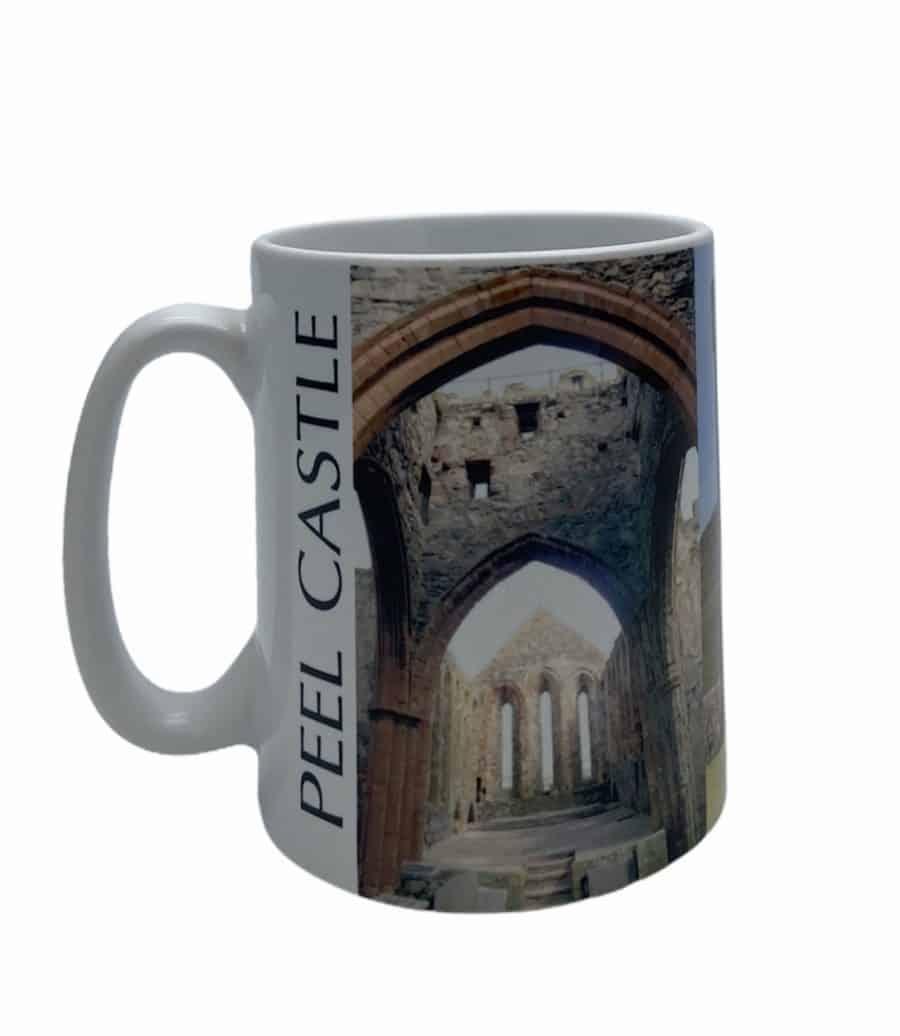 Peel Castle Mug