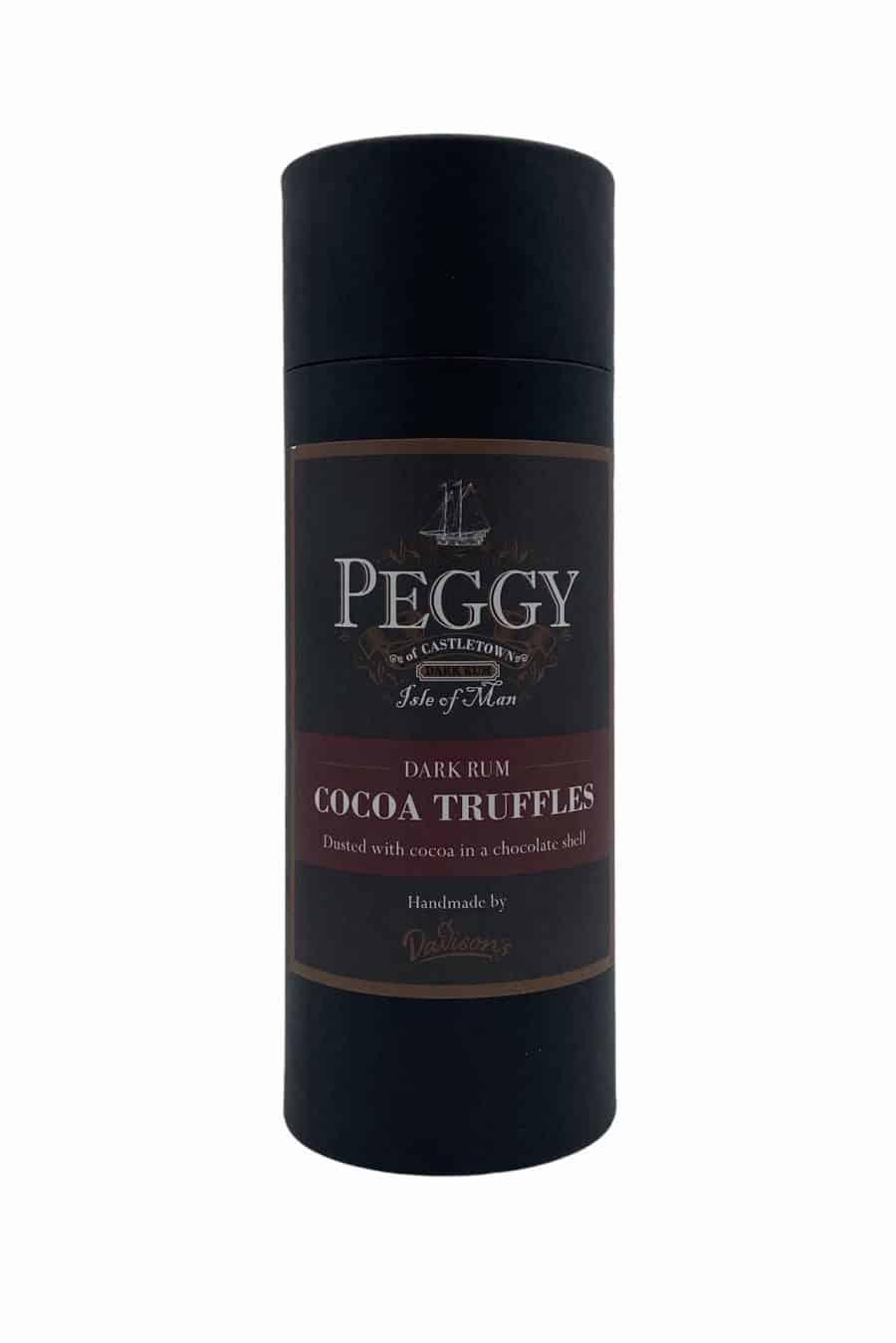 Peggy Rum - Cocoa Truffles