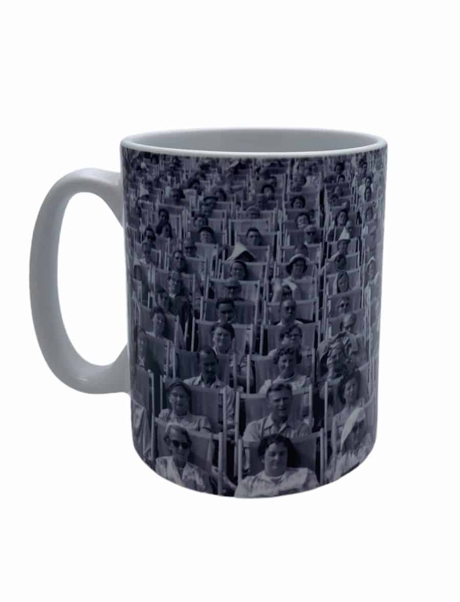 Manx Press Pictures Mug