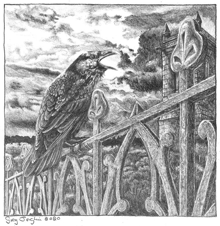 71 ravens - Boundaries Exhibition 2021