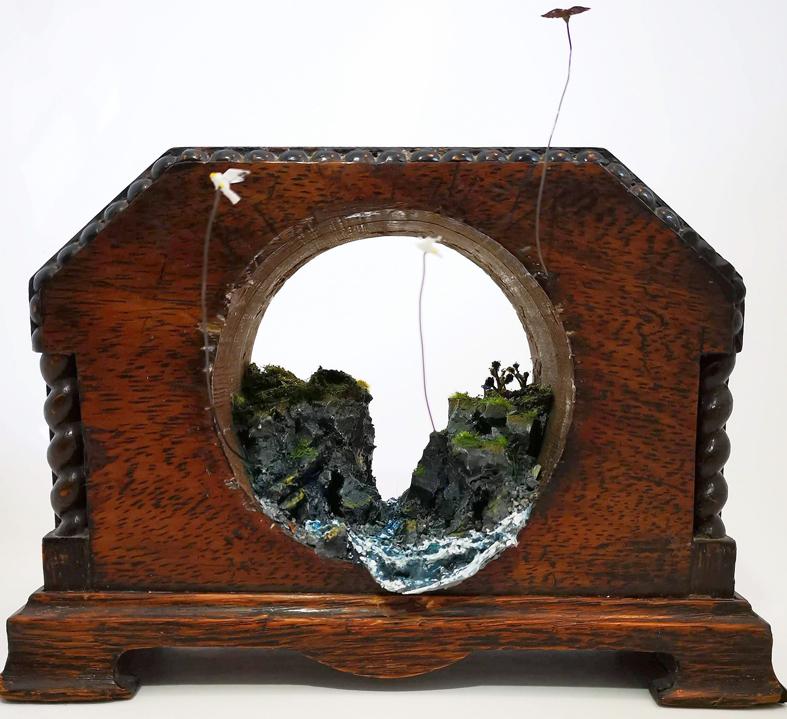 83a Traa dy Liooar - Eve Adams - Boundaries Exhibition 2021