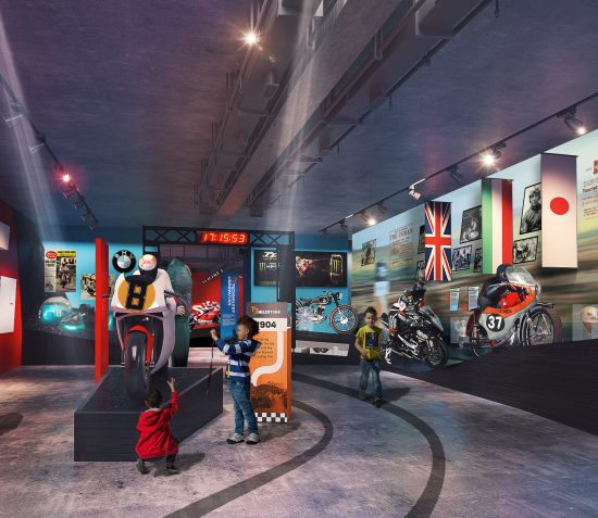 BUILDING CONTRACTOR SOUGHT FOR NEW ISLE OF MAN TT GALLERY AT THE MANX MUSEUM