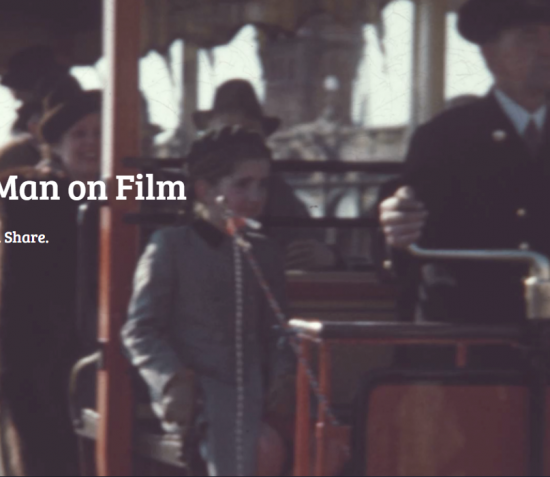 ISLE OF MAN ON FILM NOW ON iMUSEUM