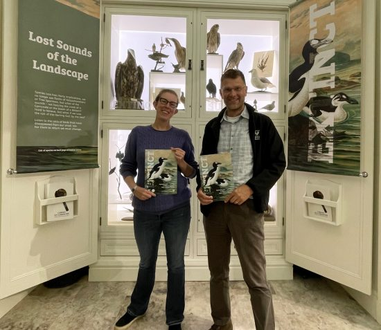 EXTINCTEXHIBITION OPENS AT THE MANX MUSEUM